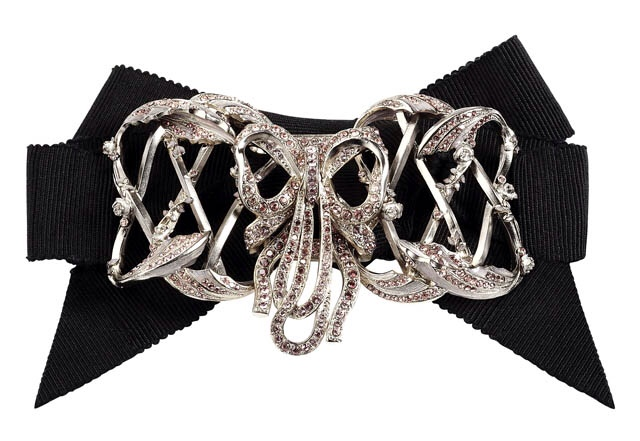 Bow Brooch, Chanel Resort Collection 2013, Haute Tramp Blog
