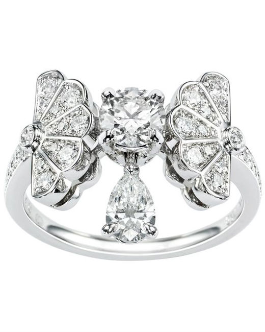Piaget Couture Diamond Ring