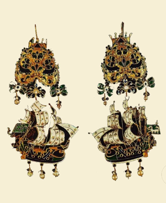 ship-earrings