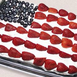 5 Quick and Easy Last Minute Fourth of July Desserts