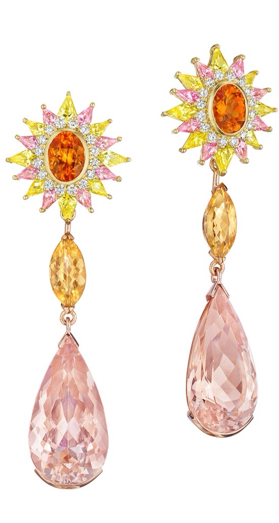 {Daily Jewel} Aphrodite Earrings by Madstone