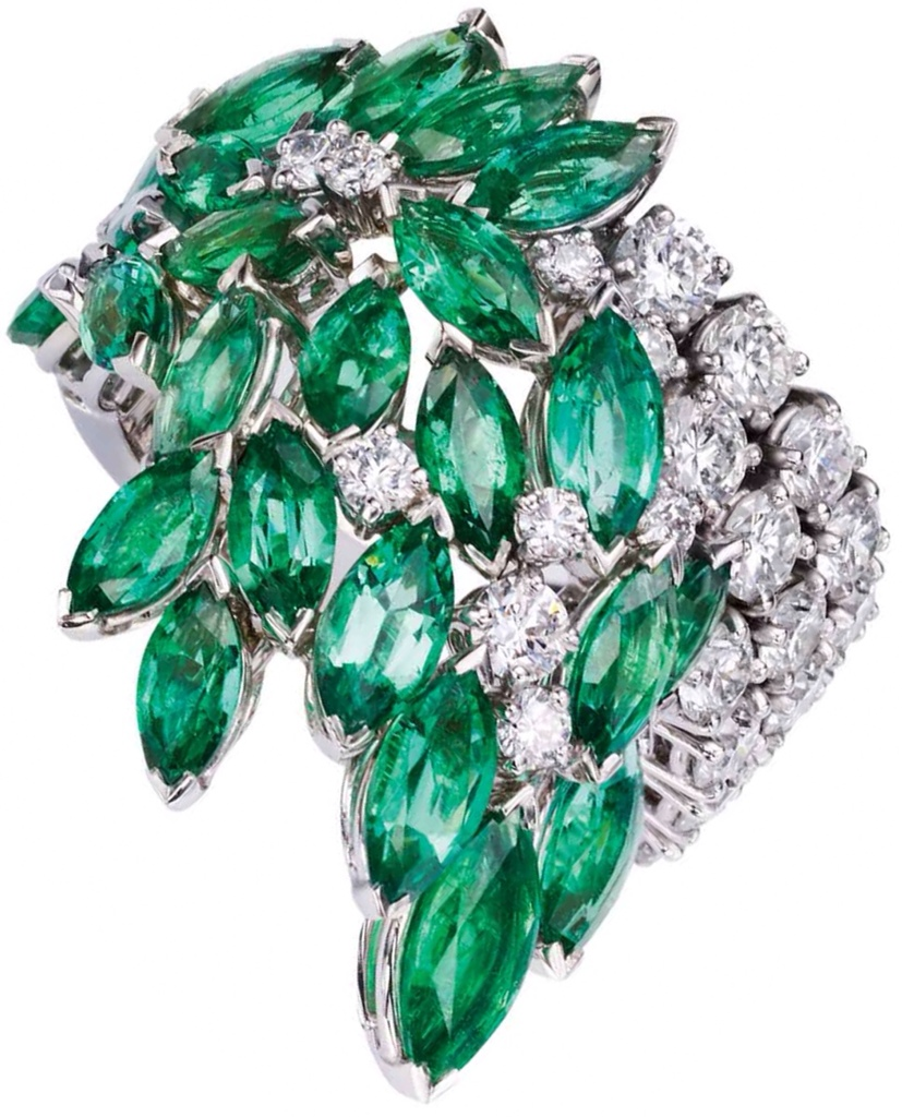 {Jewel Crave} Green is the New Black: 13 Pieces of Holy Gorgeous Green Jewelry | Haute Tramp