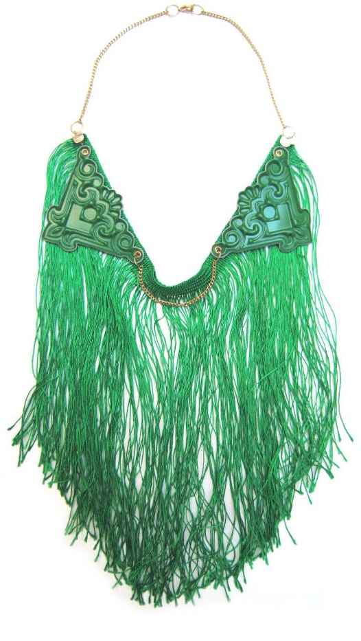 {Jewel Crave} Green is the New Black: 13 Pieces of Holy Gorgeous Green Jewelry