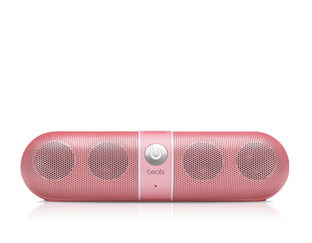 dre-pink-pill-wireless-speakers