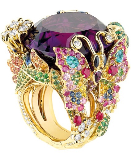 Jewel Worthy-Dior Ring by Victoire de Castellane
