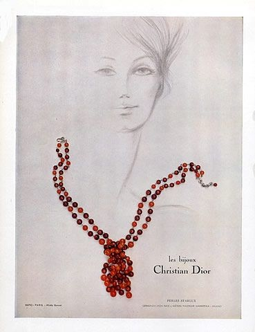 Christian Dior (Jewels) 1960 Necklace