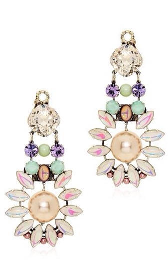 Haute Jewel Daily- Rosaline Drop Earrings