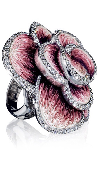 Ring No. 12- Flower Ring by Sicis