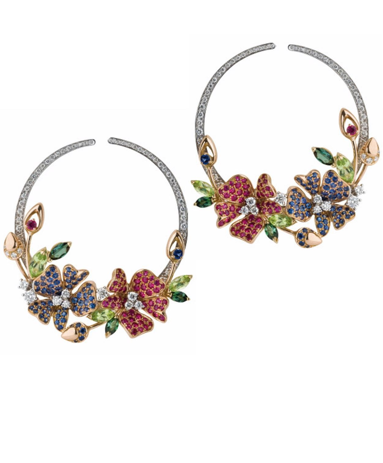 Damiani Springtime Earrings