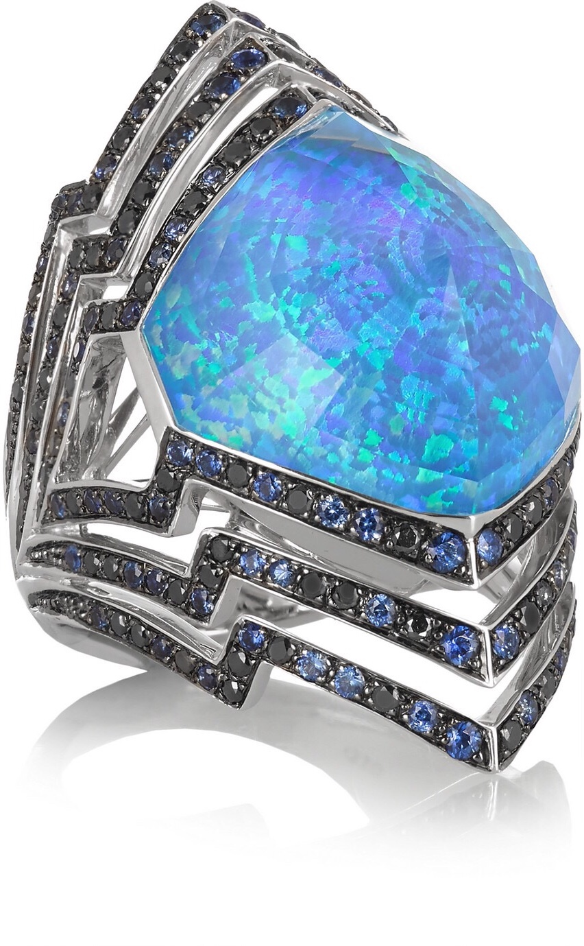 Lady Stardust Ring by Stephen Webster