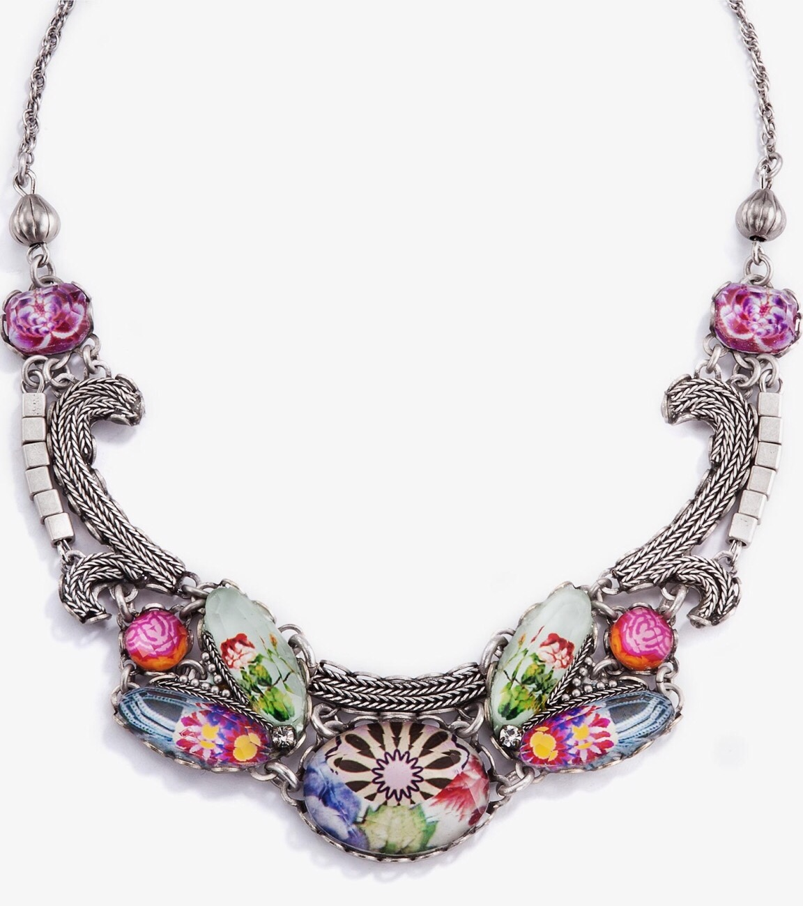 {Smitten}  Ayala Bar Necklace from their Summer 2015 Radiance Collection